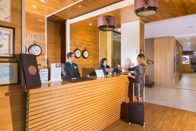 Hotel Sevtopolis - σουίτα
